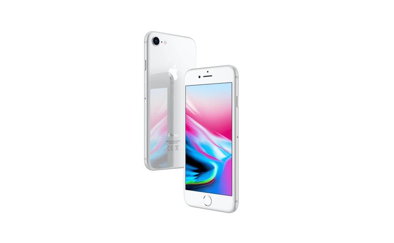 Un iPhone 8 actualizado sería presentado por Apple en 2020: reporte - iphone-8-silver