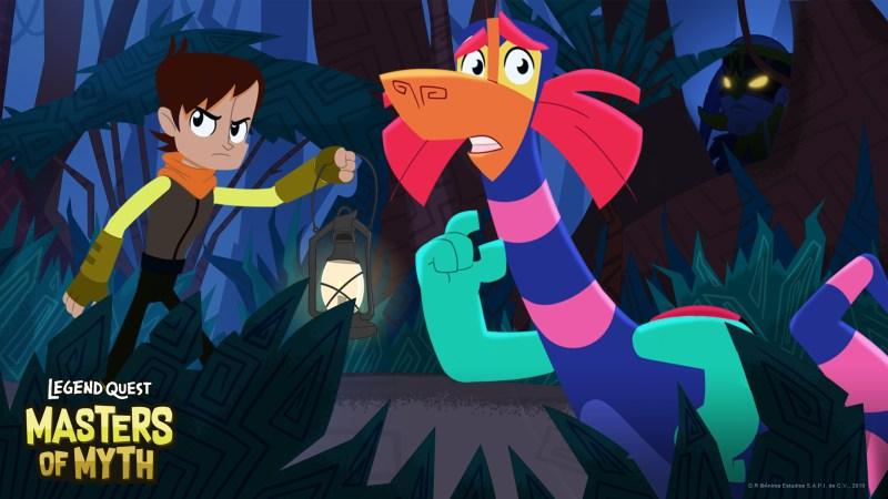 """La nueva temporada de """"Las Leyendas"""" estarán de vuelta como una serie original de Netflix - las-leyendas-creaturas-ocultas-800x450"""