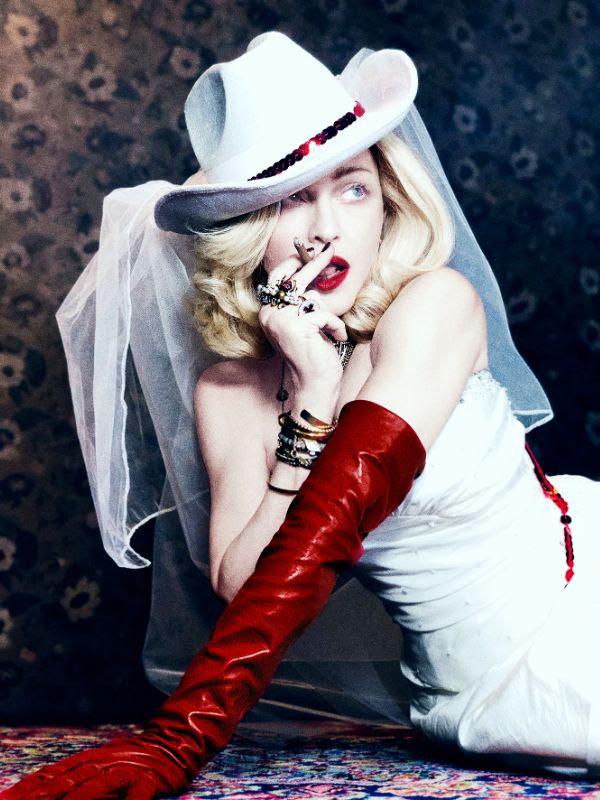 """Madonna en vivo y en exclusiva por MTV: estreno de su nuevo video musical """"Medellín"""" - madonna-video-musical-medellin"""
