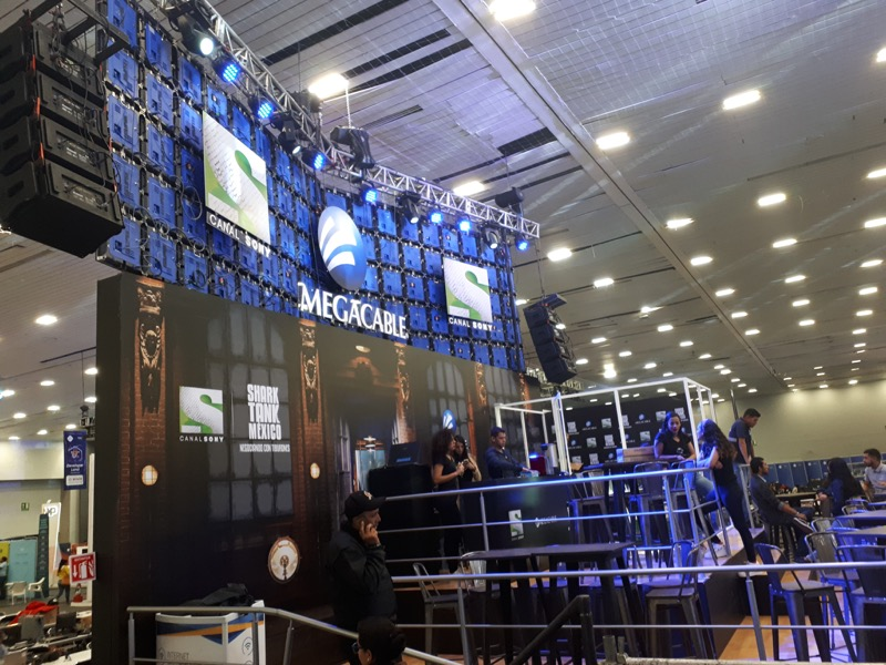 Megacable proporciona conectividad a más de 30,000 asistentes del Talent Land 2019 - megacable-talentland