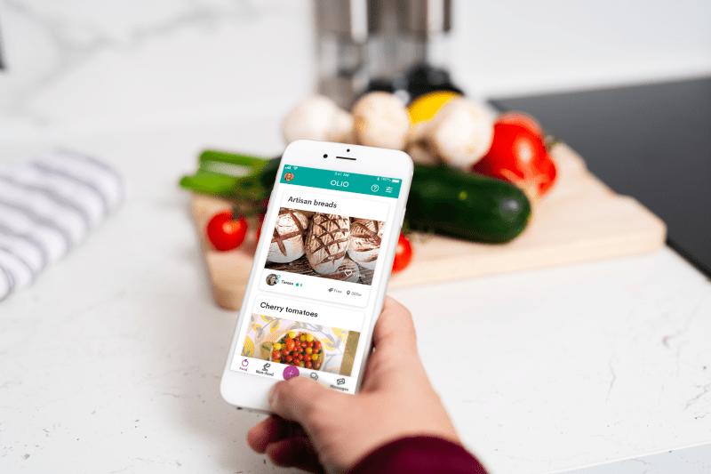 OLIO, app para ofrecer alimentos y artículos de manera gratuita ¡llega a México! - olio