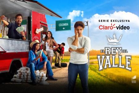 """Estreno de la segunda temporada de """"El Rey Del Valle"""" por Claro video"""