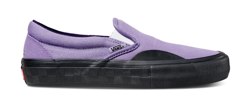 Vans presenta colección Vans Slip-On, inspirada en la skater Global Lizzie Armanto - sp19_skate_sliponpro_vn0a347vvgj_lizziearmanto_dbblk_side-800x326