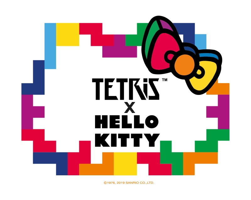 ¡Ya podrás jugar Tetris junto con Hello Kitty y otros personajes de Sanrio! - tetris-hellokitty-webadictos