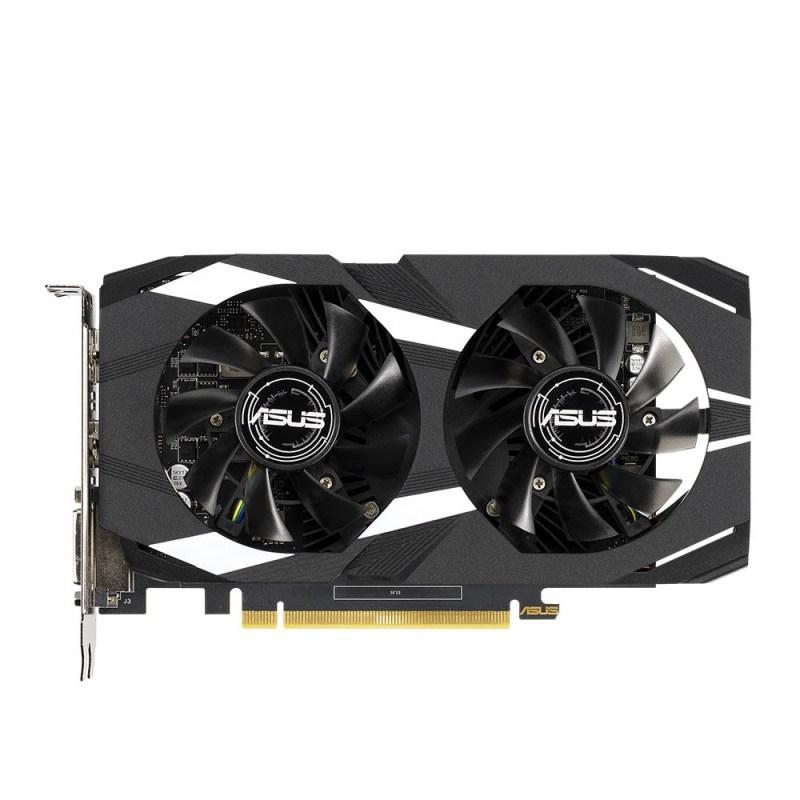 ASUS anuncia sus Tarjetas Gráficas ROG Strix, Dual y Phoenix GeForce GTX 1650 - asus-dual-geforce-gtx-1650