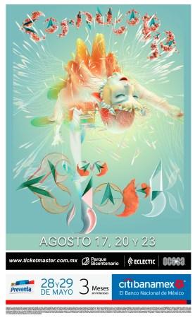 La artista iconoclasta BJÖRK anuncia CORNUCOPIA en México