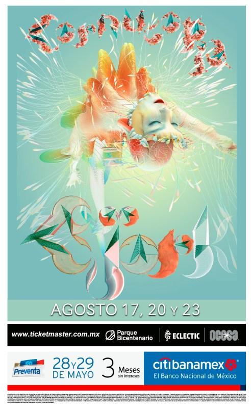 La artista iconoclasta BJÖRK anuncia CORNUCOPIA en México - bjork