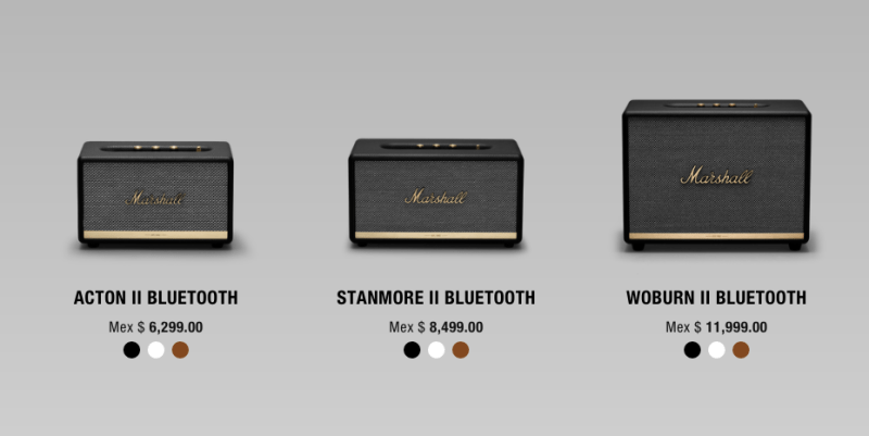 Bocinas Marshall Bluetooth II, el regalo ideal para las mamás melómanas - bocinas-marshall-bluetooth-webadictos