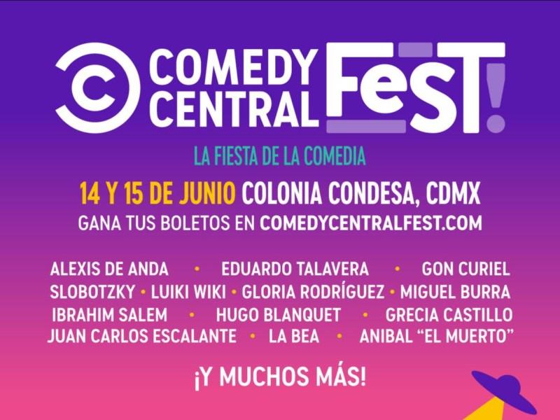 Llega la tercera edición de Comedy Central Fest del 14 y 15 de junio - comedy-cendral-fest-1