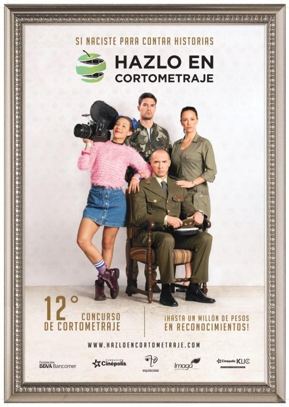 """Lanzan 12ª convocatoria del Concurso """"Hazlo en Cortometraje"""" 2019 - convocatoria-hazlo-en-cortometraje-2019-569x800"""
