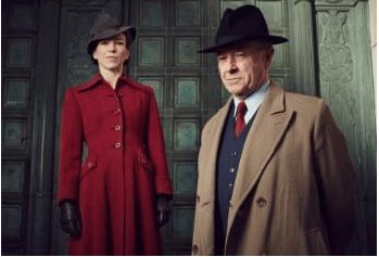 Las 5 series de Acorn TV que no te puedes perder - foyles-war-acorn-tv