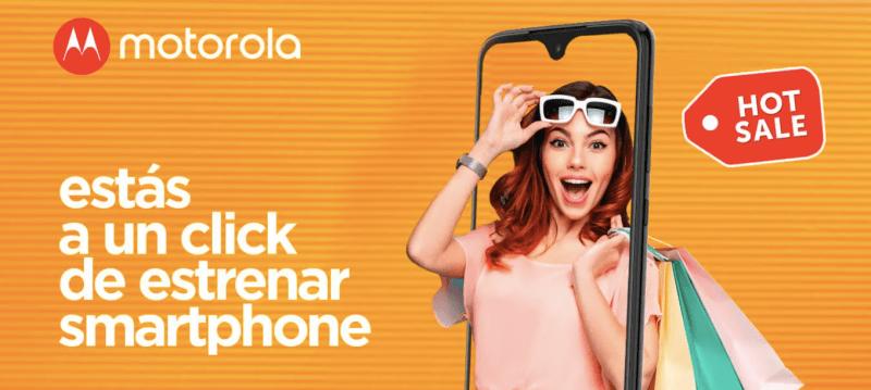 Los descuentos de Motorola durante el Hot Sale que no podrás creer - hot-sale-motorola-800x359