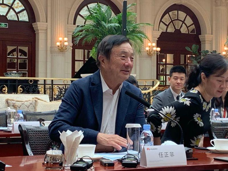 """""""Las sanciones de EE:UU no lastimarán nuestros negocios clave"""", señala fundador de Huawei - huawei-founder-ren-zhengfei-global-times"""