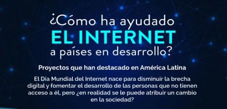 Día Mundial del Internet:¿Cómo ha ayudado el internet a países en desarrollo?