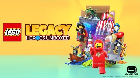 "Gameloft y el Grupo LEGO presentan ""LEGO Legacy: Heroes Unboxed»"