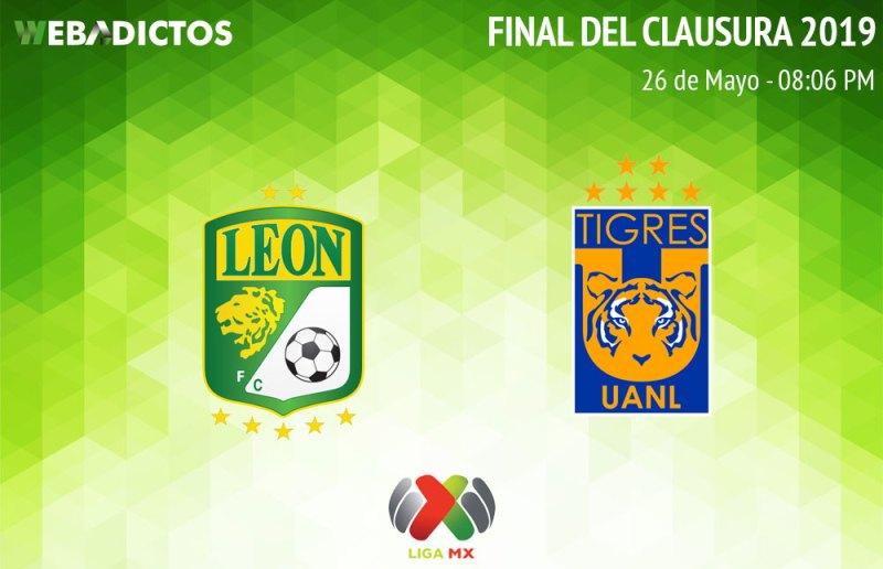 León vs Tigres, Final del Clausura 2019 ¡En vivo por internet!