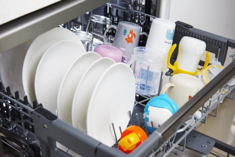 LG presenta en México su nueva línea de lavavajillas: LG QuadwashSteam - lg-dishwasher_12