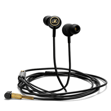 Hot Sale 2019: Marshall se con increíbles descuentos en sus audífonos in-ear - marshall-headphones-mode-eq