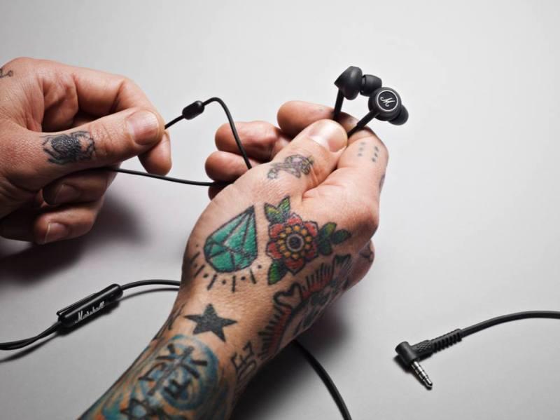 Hot Sale 2019: Marshall se con increíbles descuentos en sus audífonos in-ear - mode-eq-marshall