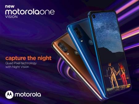 Motorola one vision llega a México ¡Conoce sus características y precio!