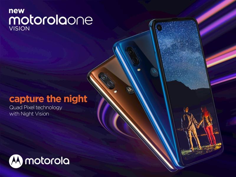 Motorola one vision llega a México ¡Conoce sus características y precio! - motorola-one-vision