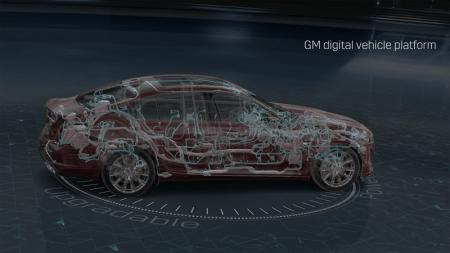 General Motors presenta nueva plataforma digital para sus vehículos