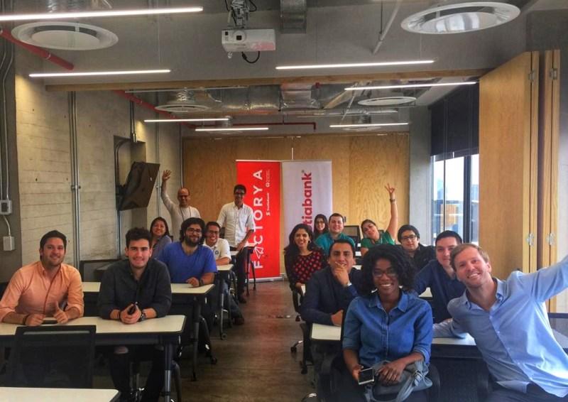 """Estas son las startups seleccionadas del Programa de Aceleración """"FACTORYA"""" - programa-de-aceleracion-factorya"""