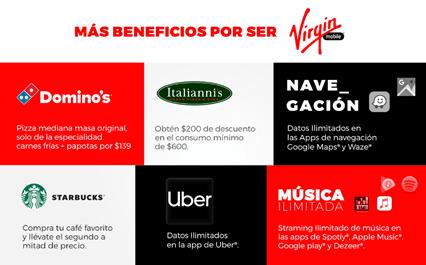Conoce el nuevo programa de beneficios Virgin Mobile - programa-de-beneficios-virgin