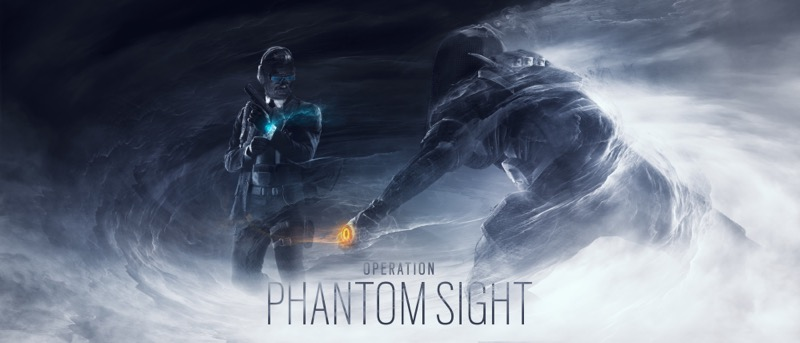 "Tom Clancy's Rainbow Six Siege revela ""Operación Phantom Sight"" - r6_operacion-phantom-sight"