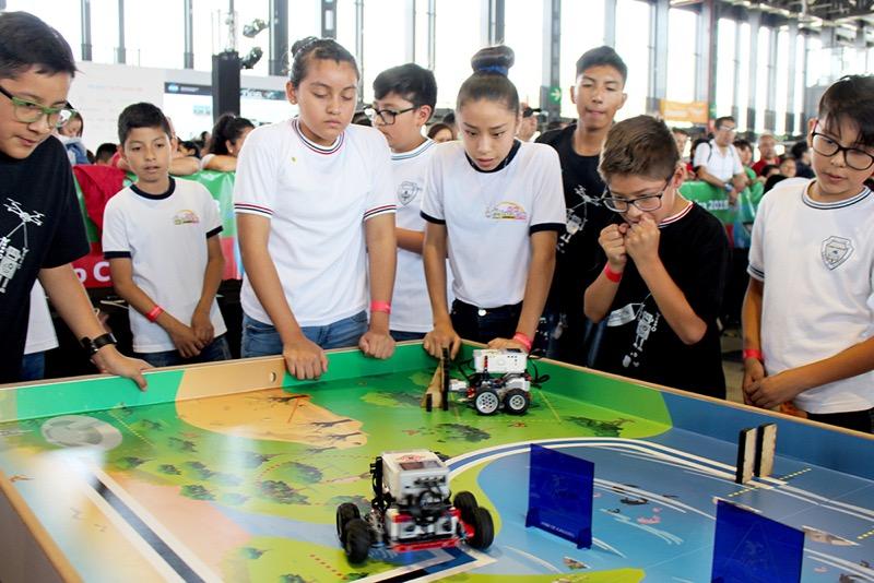 Robots invadirán en la RobotiX FAIRE 2019 - robotix-faire-2019_1