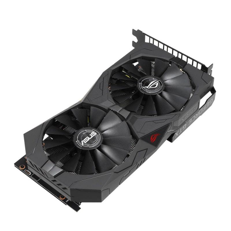 ASUS anuncia sus Tarjetas Gráficas ROG Strix, Dual y Phoenix GeForce GTX 1650 - rog-strix-geforce-gtx-1650