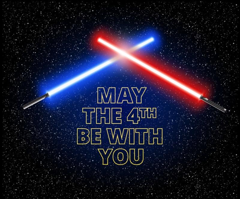 Día de Star Wars: Celebra junto Alexa este día y que la fuerza te acompañe - starwars-maythe4th-800x663