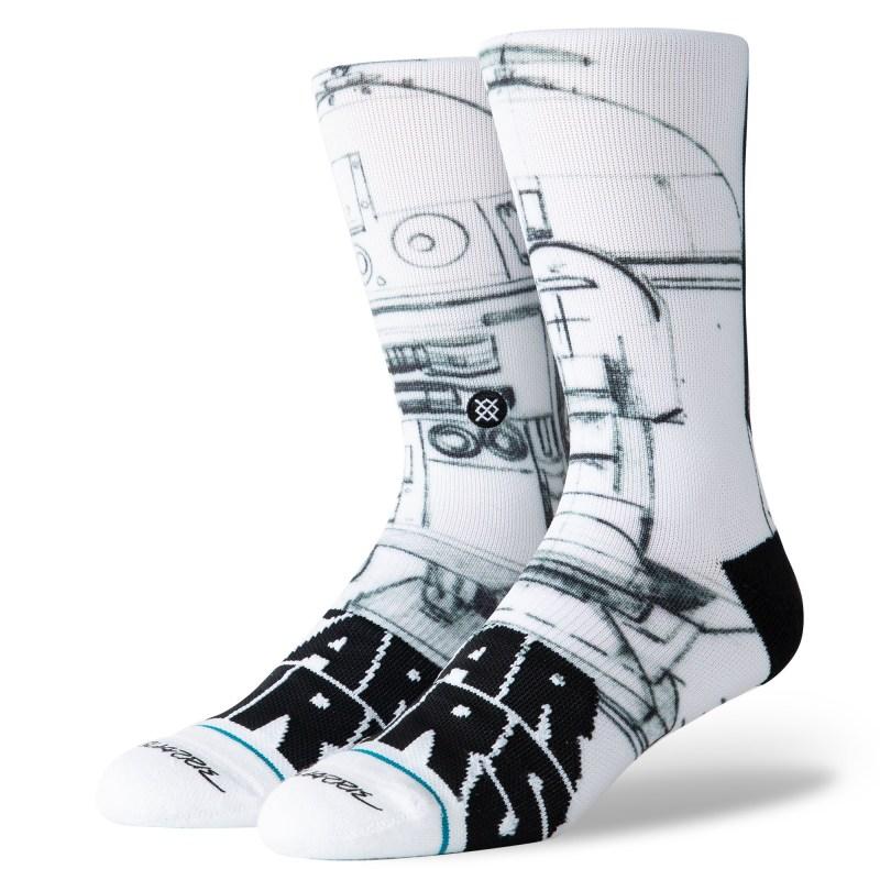 Nueva colección de Star Wars por STANCE que esta fuera de esta galaxia - starwars-x-stance_webadictos_3-800x800
