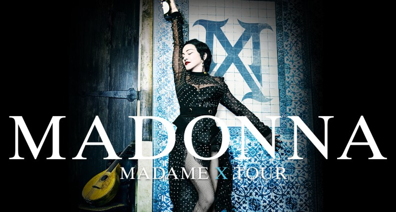 "Madonna anuncia nueva gira ""The Madame X Tour"" con un nuevo formato - the-madame-x-tour-800x429"