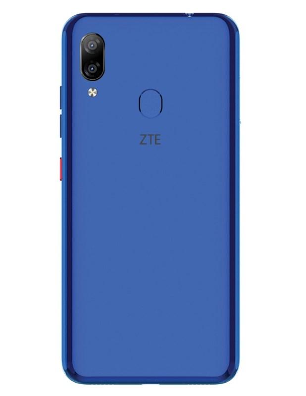 ZTE Blade V10 y Blade V10 vita - zte-blade-v10-vita-azul-back