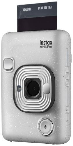 La nueva, pequeña y divertida cámara Instax Mini LiPlay ¡llega a México! - amara-instax-mini-liplay_1-1