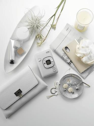 La nueva, pequeña y divertida cámara Instax Mini LiPlay ¡llega a México! - camara-instax-mini-liplay