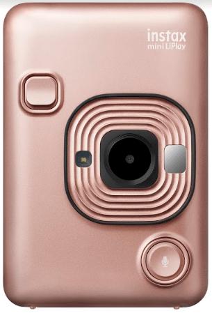 La nueva, pequeña y divertida cámara Instax Mini LiPlay ¡llega a México! - camara-instax-mini-liplay_4-1