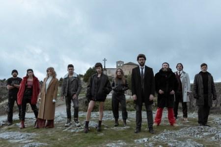 Netflix presenta el tráiler oficial de La Casa de Papel parte 3