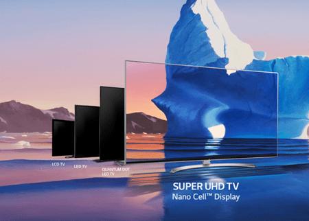 LG NanoCell TV: la apuesta de LG para dominar el mercado de pantallas LCD