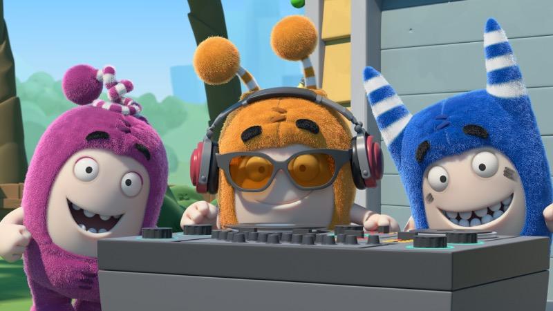 Los Oddbods, juguetes de la serie animada que invaden México ¡conoce algunos datos interesantes! - oddbods-juguetes-800x450