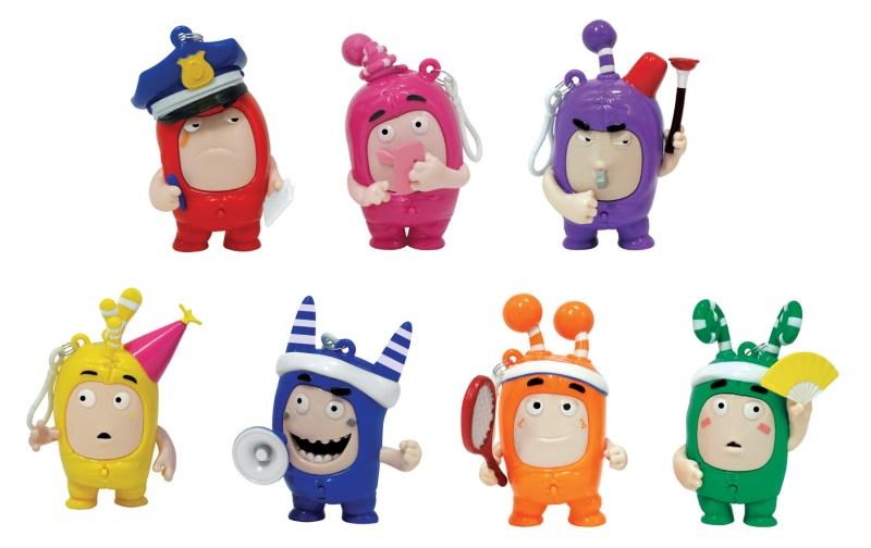 Los Oddbods, juguetes de la serie animada que invaden México ¡conoce algunos datos interesantes! - oddbods-800x504