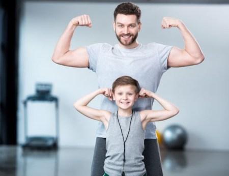 Opciones de regalos para tener un papá fitness