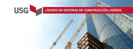 USG tras alianza se posiciona como la empresa de sistemas ligeros de construcción más grande del mundo