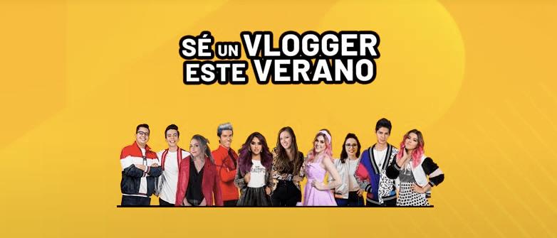 KidZania crea la primera academia de Vloggers para niños - academia-de-vloggers-para-nincc83os-kidzania