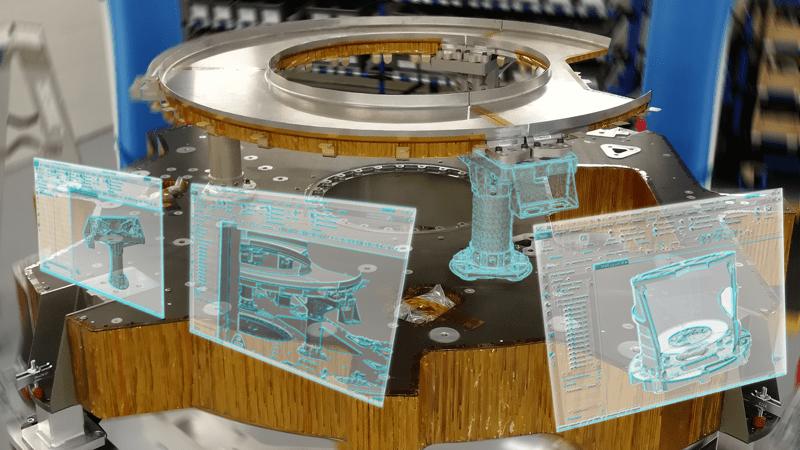 Siemens une esfuerzos para desarrollar aplicaciones de diseño aeroespacial con Design4AM - aplicaciones-de-disencc83o-aeroespacial-design4am-800x450