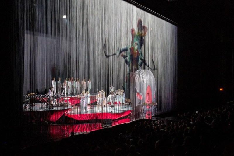 Lo más esperado en conciertos, Björk en México - bjork