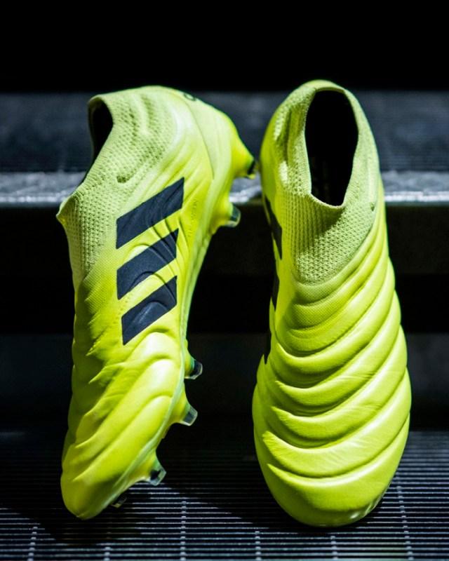 Hard Wired Pack: nueva colección de adidas Football con colores electrizantes - copa