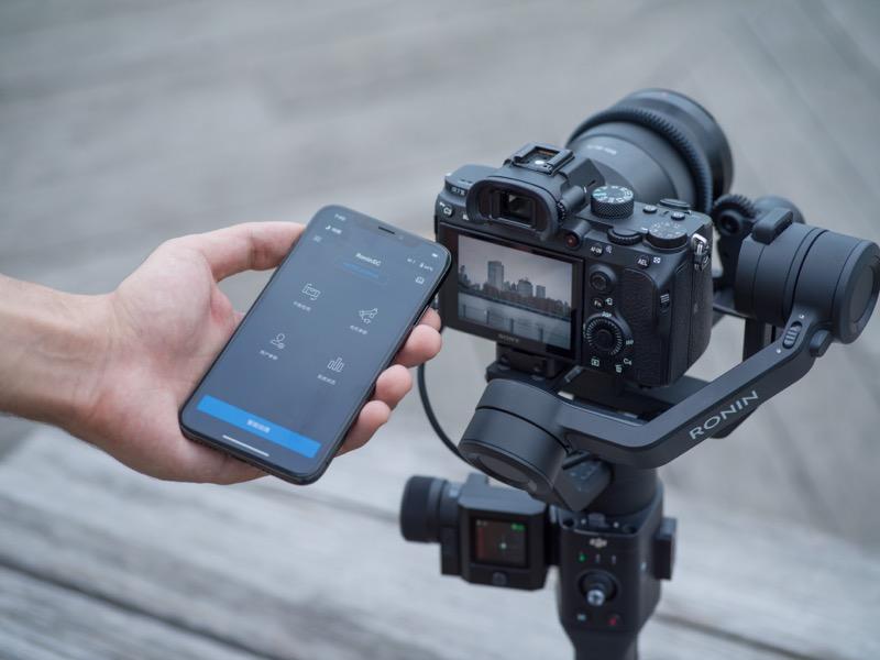 DJI presenta el nuevo DJI Ronin-SC, estabilizador de cámaras con funciones inteligentes - dji-ronin-sc-lifestyle16