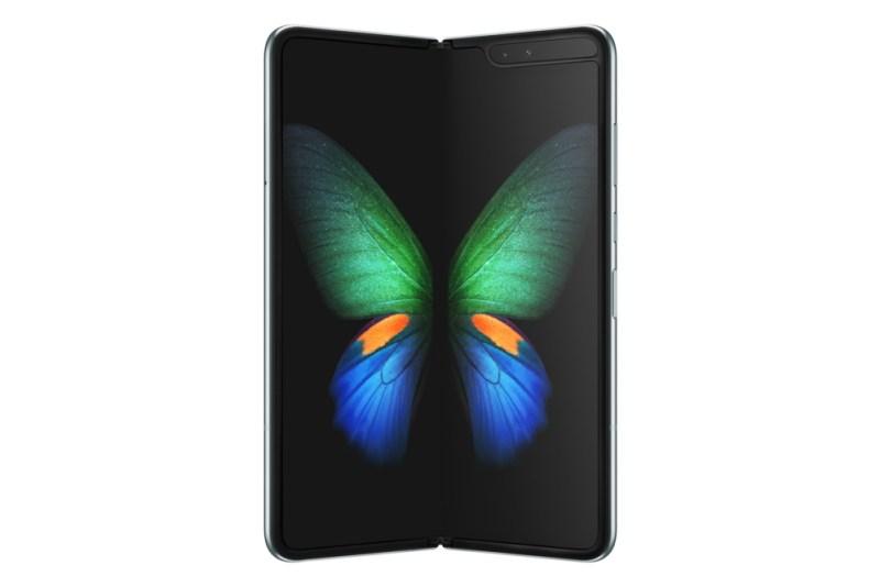 Galaxy Fold, el primer smartphone plegable de Samsung listo para su lanzamiento en septiembre - galaxy-fold-samsung_1-800x534